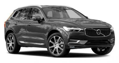 The New Volvo XC60 Estate