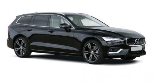 The Volvo V60